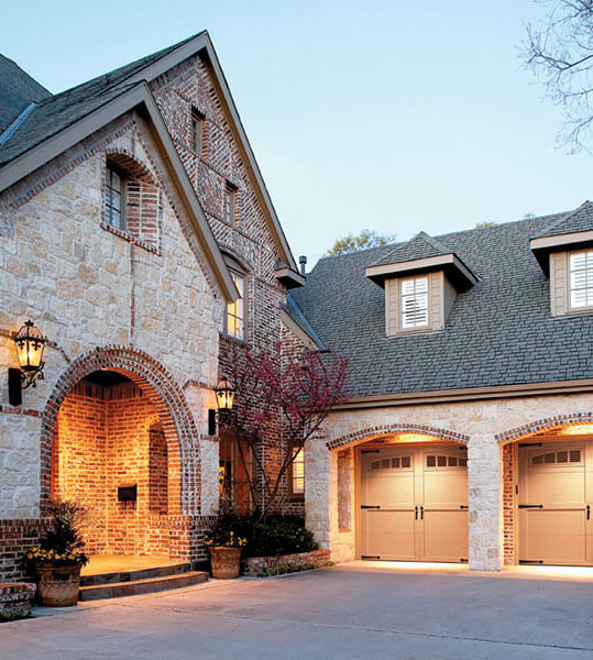 Garage Door Repair and Installation Example from Flint, MI