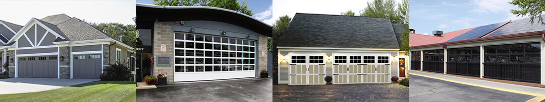 Dover Amp Company Residential Amp Commercial Garage Doors In